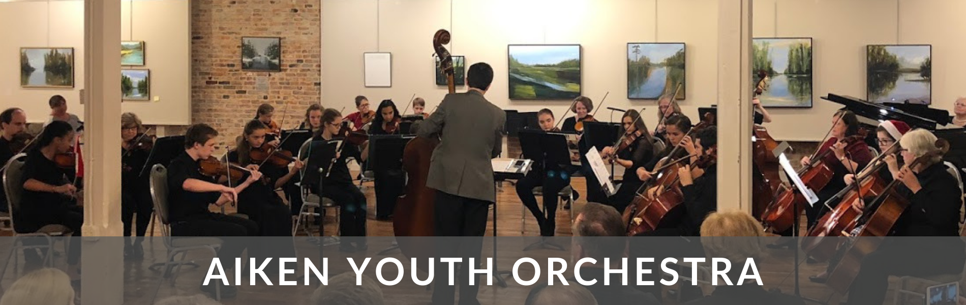 Orchestra & Music – Aiken Center for the Arts